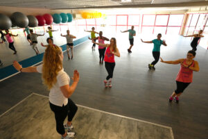 Homepage Tournefeuille cours collectifs Zumba
